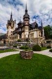 Pales castle Stock Photo