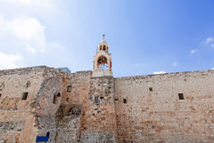 Palestin. Bethlehem. The Church of the Nativity Stock Images
