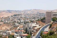 Palestin. A cidade de Bethlehem Imagens de Stock Royalty Free