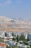 Palestin. Staden av Bethlehem Arkivbild