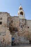 Palestin. La città di Bethlehem Immagine Stock Libera da Diritti