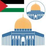 palestina Fotografia de Stock Royalty Free