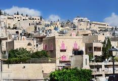 palestina A cidade de Bethlehem Fotos de Stock Royalty Free