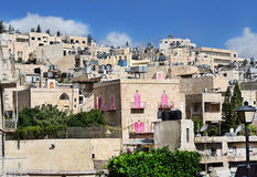 Palestine. The city of Bethlehem. Royalty Free Stock Photos