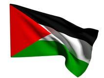 Palestine flag Stock Photography
