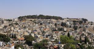 Palestine. View of Palestine, Jerusalem,  Israel Stock Photography