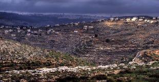 Palestine village Stock Photo
