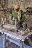 Palestinian carpenter Stock Photography