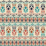 Palestinian embroidery pattern royalty free stock photos