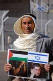 Palestinian prisoners Stock Photos