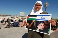 Palestinian prisoners Royalty Free Stock Photography