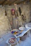 Palestinian weaver Royalty Free Stock Photos