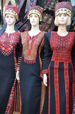 Palestinian Women Clothing Royalty Free Stock Image