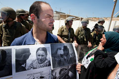 Palestinians remember activist Rachel Corrie Stock Photos