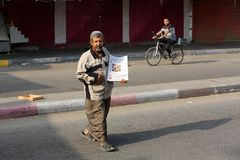Free Palestinians Return To Normal Life In Rafah, Southern Gaza Strip Stock Photos - 163995383