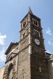 Palestrina (Rom, Italien) - Kathedrale Stockbilder