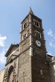 Palestrina (Roma, Italia) - catedral Imagenes de archivo