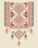 Palestyńczyka wzór ilustracji