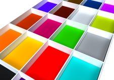 Palet Royalty-vrije Stock Foto