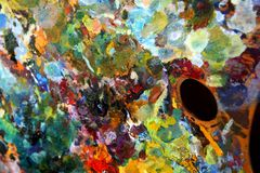 Palet Stock Afbeeldingen