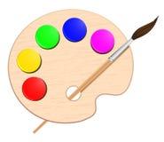 Paleta ilustracji