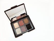 Paleta da sombra de olho Imagens de Stock