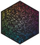 Paleta de colores del vector Muchos diversos círculos de color libre illustration