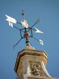 Paleta de viento de la iglesia de Rabat Fotos de archivo