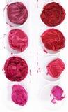 Paleta del maquillaje Fotografía de archivo libre de regalías
