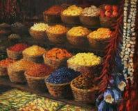 Paleta del Oriente Imagen de archivo libre de regalías