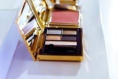 Paleta dla makeup Zdjęcie Royalty Free