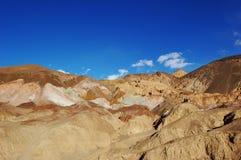 Paleta do artista em Death Valley, Califórnia Imagens de Stock