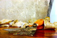 paleta na noże Fotografia Royalty Free