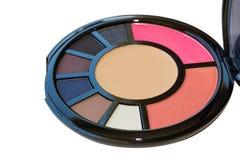 Paleta para o make-up_ Fotos de Stock