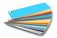 Paletas individuales fotos de archivo libres de regalías