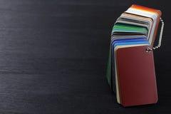 Paletas individuales imágenes de archivo libres de regalías