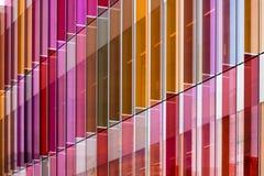 Paletas plásticas Fotografía de archivo libre de regalías