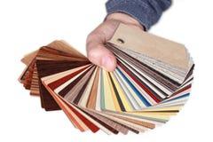 Palete de couleur Photographie stock libre de droits