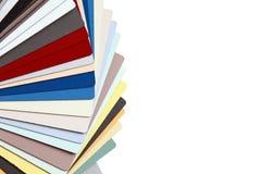 Paletee van de kleur Stock Fotografie