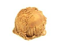 Paletta del gelato immagini stock libere da diritti