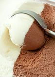 Paletta del gelato Immagine Stock Libera da Diritti