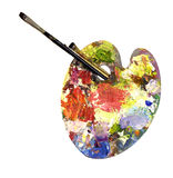 Palette Images stock