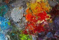 Palette - 2 Image stock