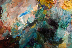 Palette Royalty Free Stock Images