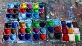 palette Immagini Stock