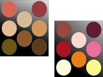 Free Palette.brush Stock Photos - 8239293