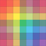 The palette of colors Royalty Free Stock Photography