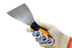 Palette-couteau à disposition photos libres de droits