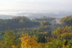 palette d'automne Photos libres de droits