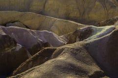 Palette Death Valley d'artistes Image stock